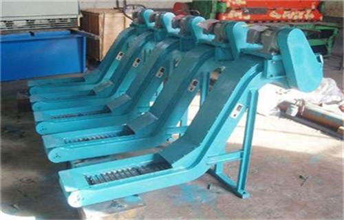 马鞍山斗山链板式排屑机保质保量