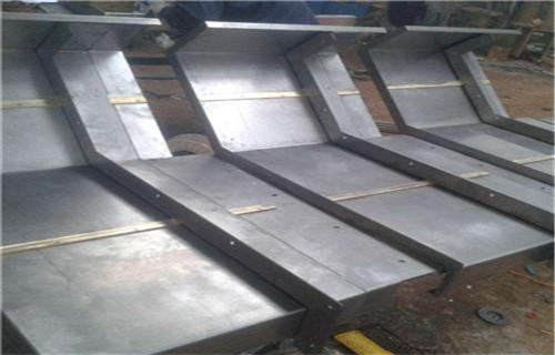 马鞍山加工中心不锈钢板防护罩价格多少