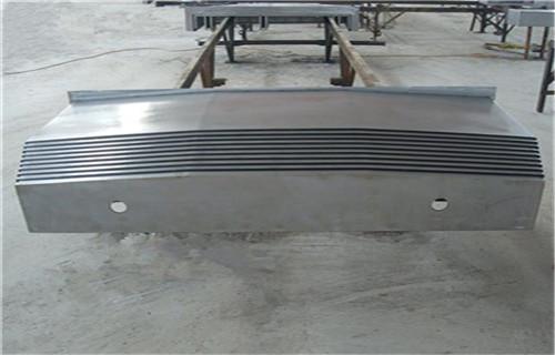 马鞍山斗山机床导轨防护罩哪里生产