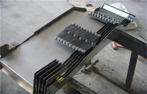 马鞍山龙门铣数控机床防护罩保质保量
