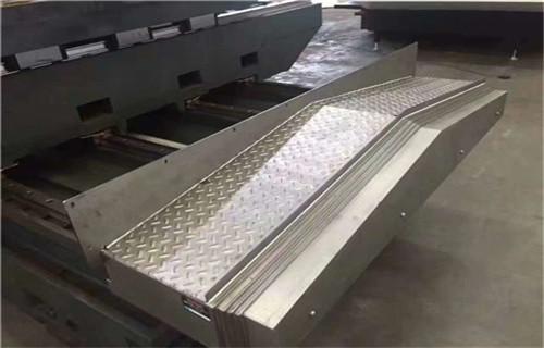 莆田台中精机VTUYN-36不锈钢板防护罩价格
