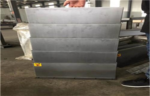 临沂台中精机VTUYN-36不锈钢板防护罩厂家