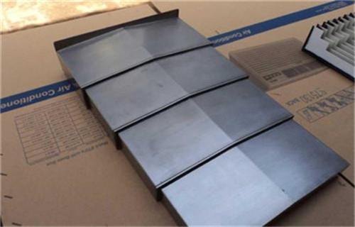 宁德加工中心不锈钢板防护罩信誉相当高