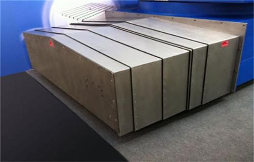 临沂汉川机床HPBC1116不锈钢板防护罩厂家发货