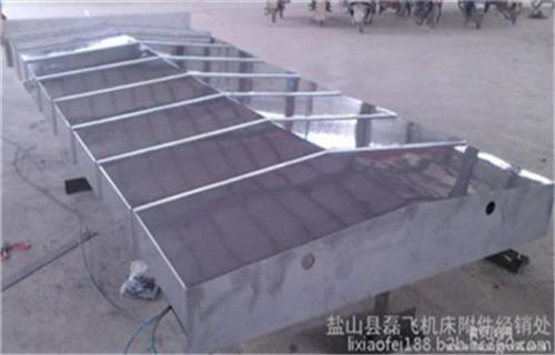 马鞍山龙泽EX-110不锈钢板防护罩市场低价
