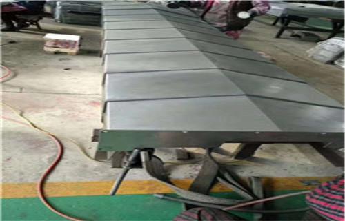 马鞍山汉川机床HPBC1116不锈钢板防护罩质量过硬