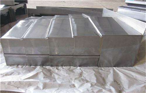 东营加工中心不锈钢板防护罩报价询问