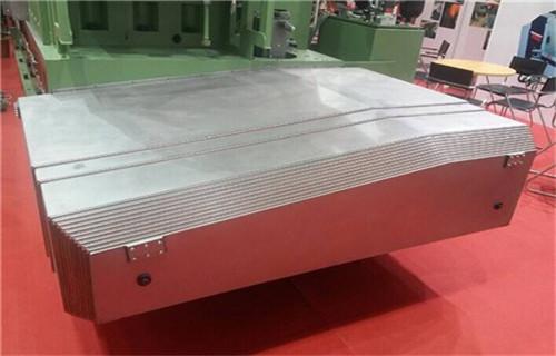 莆田德玛吉DMC55H加工中心不锈钢板防护罩保质保量