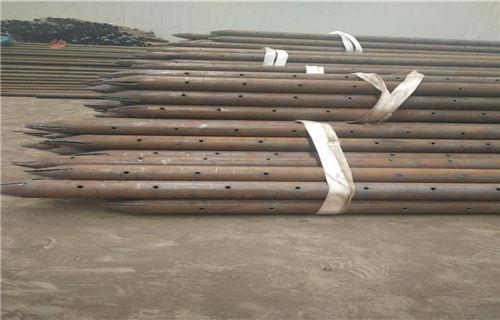 抚州注浆钢花管使用方便