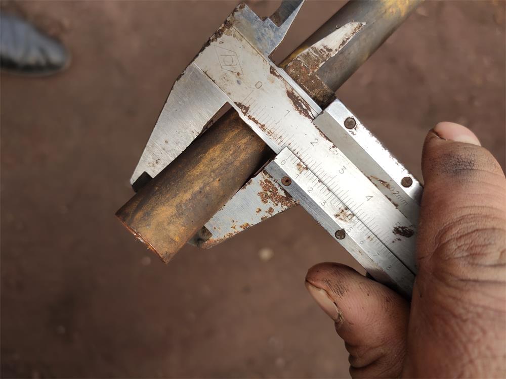 马鞍山市当涂县40cr精密钢管一吨多少钱