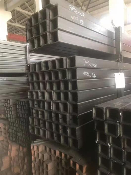 德州100*150*2.75矩形管6米长度