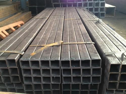 莆田边长120矩形管多少钱一根