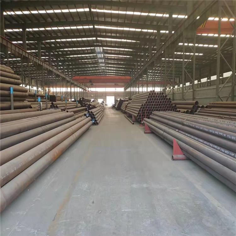 山东专业经销X52无缝钢管生产厂家