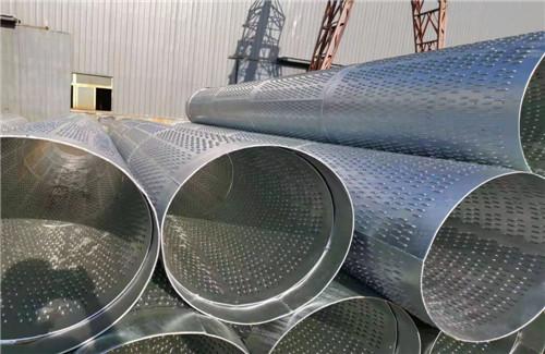 水文地质勘查用管325mm管井降水管厂家直发漳州