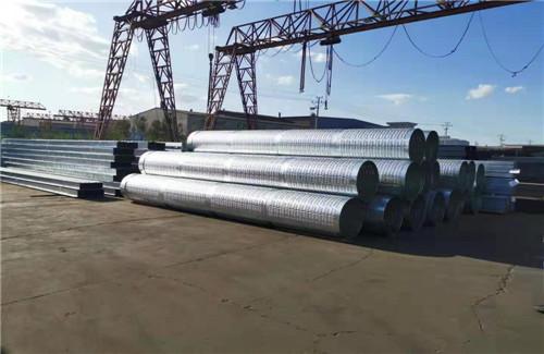 水平地引水用桥式滤水管800*7降水井管漳州供应商家