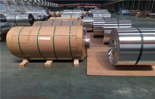 新闻黄冈0.5mm化工厂保温铝板价格