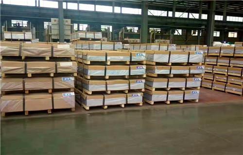 新闻池州市供应0.4mm保温铝板价格