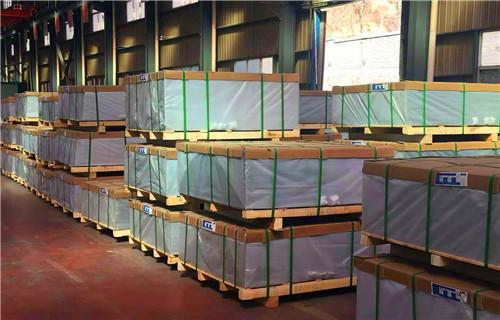 北京3003铝合金板价格