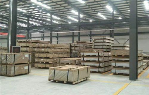 江西氟碳彩涂铝板现货价格