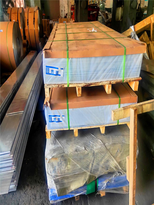 安康7075彩色铝板5052彩色铝板