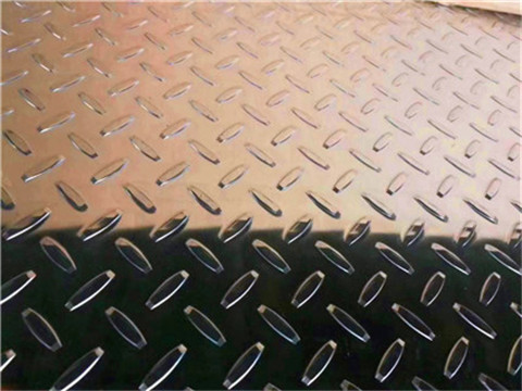 厂家直销攀枝花供应4mm花纹铝板