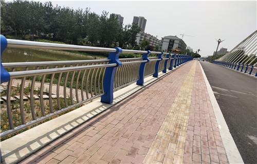 山东省景观桥梁护栏诚信营销