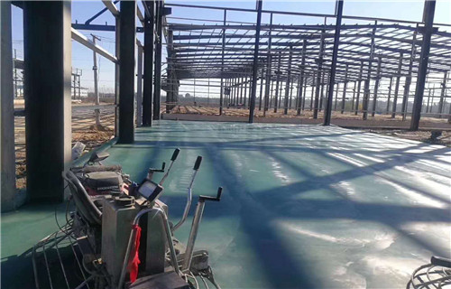 本溪车间厂房耐磨地面质量放心可靠