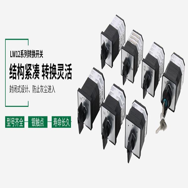 新闻:漳州LW38B-16S2.2/4切换开关