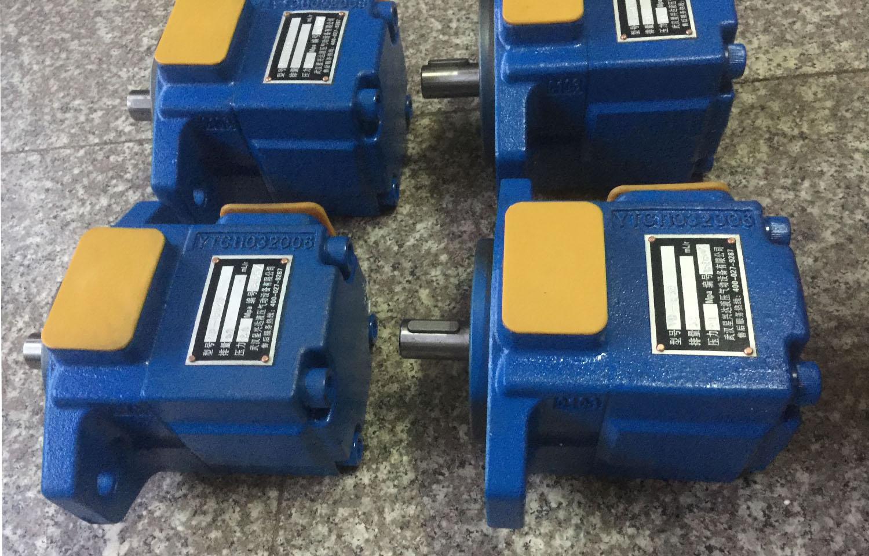 东营新闻推荐:YB-E160/25  叶片泵