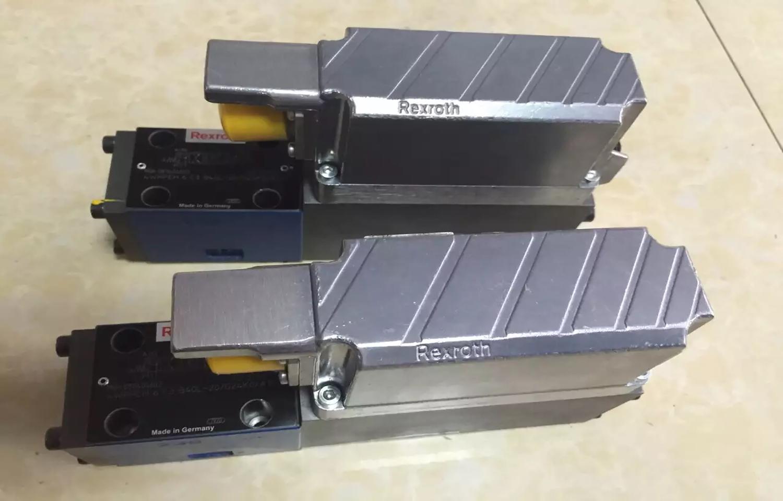 安康4WRZ16EA150-6X/6AG24N9ETK4/M电磁阀安装
