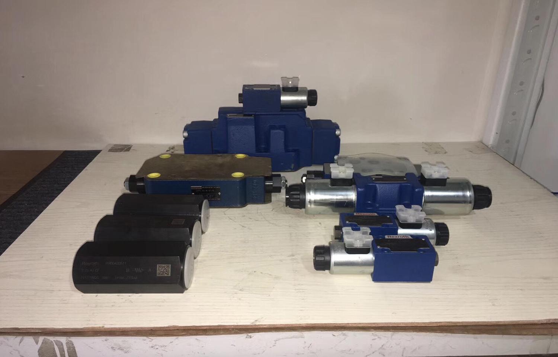 安康4WRZ10E25-7X/6EG24N9K4/M电磁阀安装