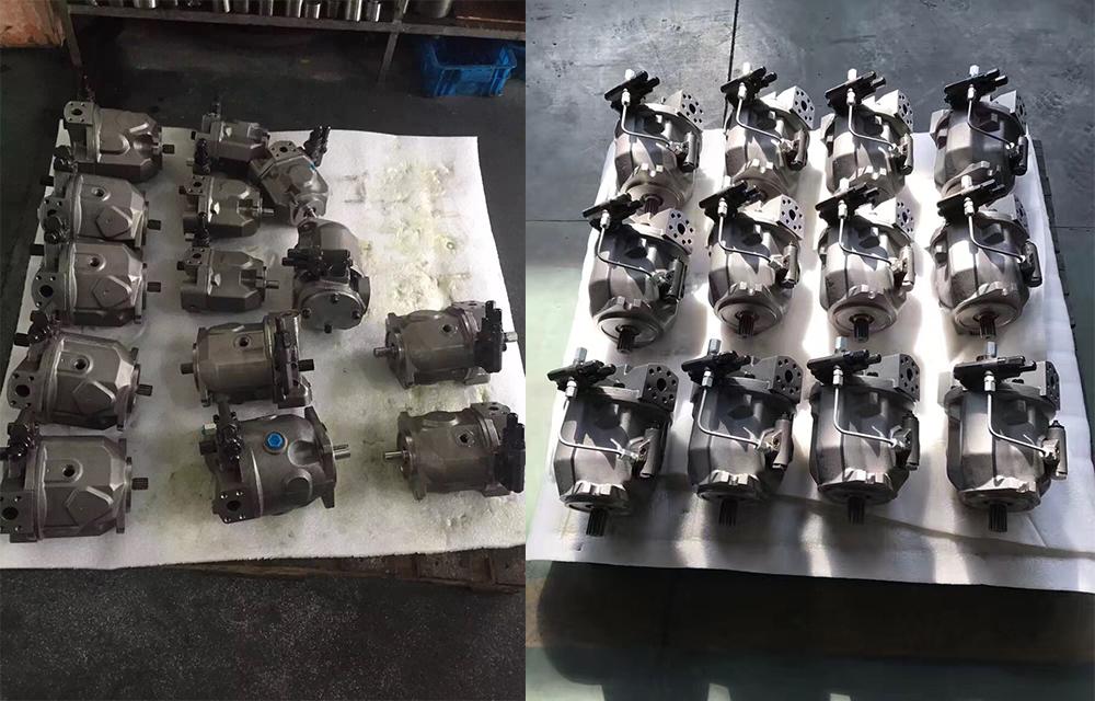 柱塞泵A2F355L5S2新闻海南海口市