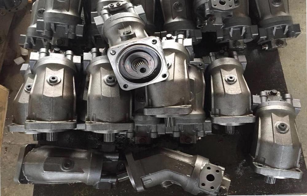 柱塞泵A2F500W4S7新闻山东东营市