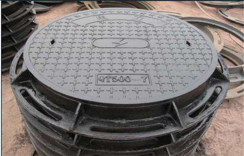 漳州污水球磨铸铁井盖加工