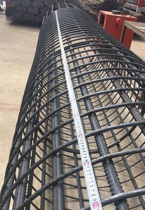山西省吕梁市钢筋笼缠绕机来电咨询河南创优机械设备