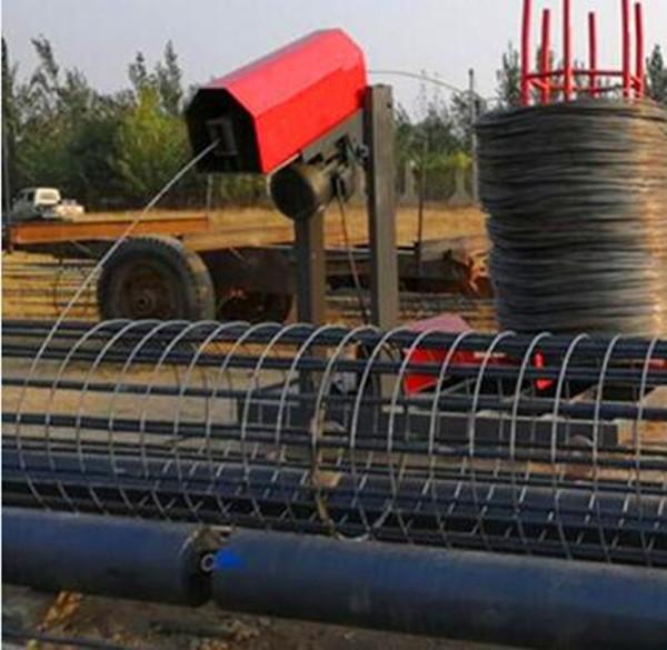 山西省吕梁市滚笼机一般多少河南创优机械设备