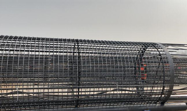 陕西安康钢筋笼滚焊机哪里买河南创优机械设备
