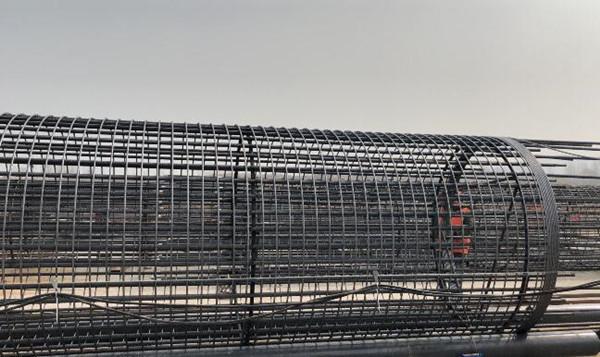 黑龙江省全自动钢筋笼绕筋机  生产商河南创优机械设备