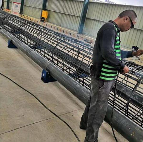 黑龙江省滚笼机生产基地河南创优机械设备