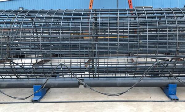 安徽池州市钢筋笼滚焊机厂家供应河南创优机械设备