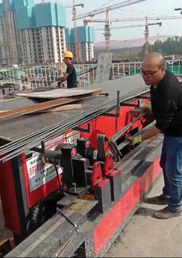 安徽省池州市五机头弯箍机欢迎来电河南创优机械设备
