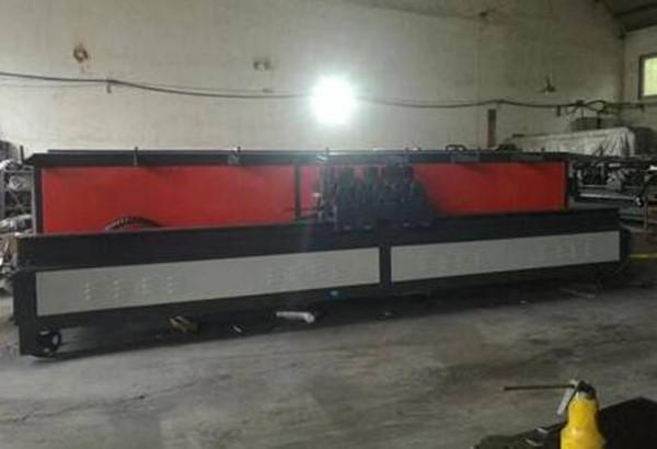 西藏省五机头弯箍机生产基地河南创优机械设备
