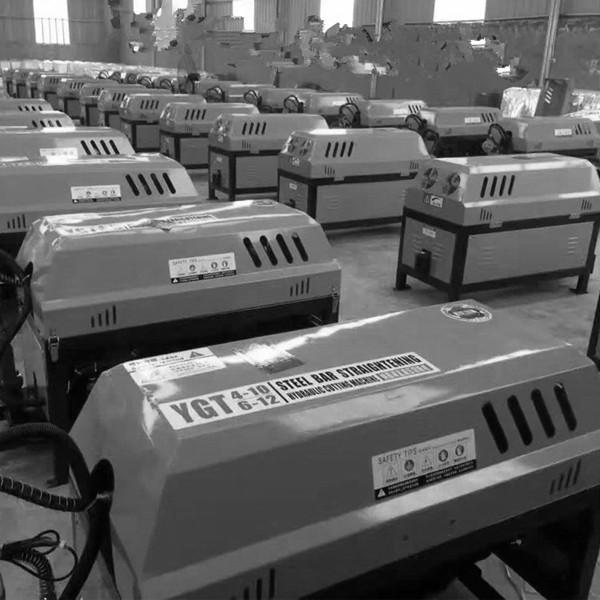 西藏省钢筋调直切断机价格美丽河南创优机械设备