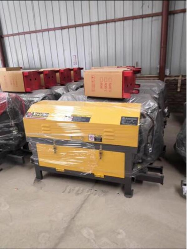 黑龙江省数控钢筋调直切断机多少钱河南创优机械设备