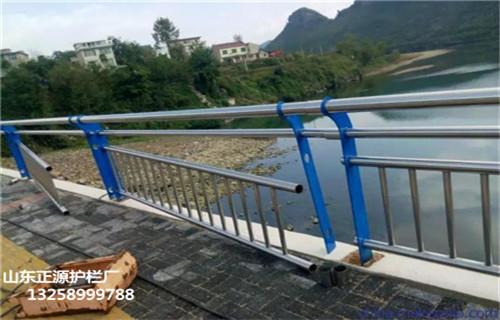 东营邯郸不锈钢护栏厂家
