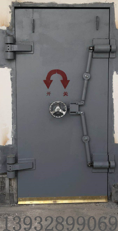 临沂市沂南金库平移门博物馆专用标准专用门