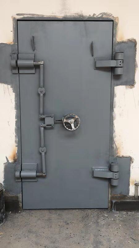 临沂市临沭金库专用门质量成就口碑标准专用门