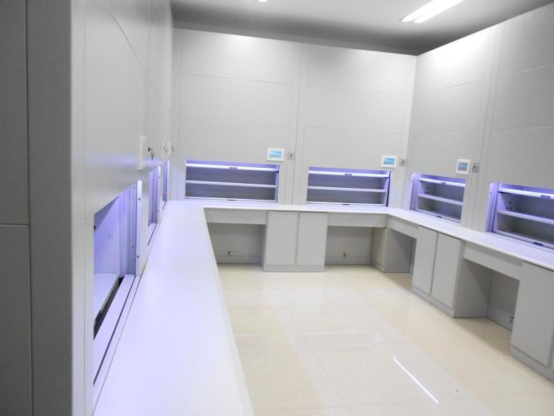 天津市滨海新VIID智能回转柜欢迎参观质保十年终身售后