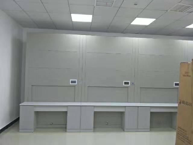 威海市乳山全自动档案柜制造商质保十年终身售后