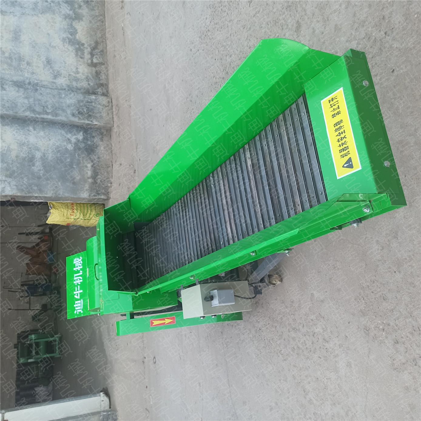 陕西省安康市紫阳县牛羊不吃揉丝机加工的草料就选迪牛机械产品